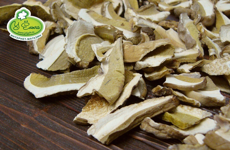 что можно приготовить из сушеных белых грибов