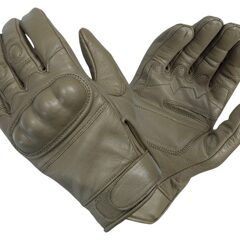Перчатки кожаные Mil-Tec Tactical Gloves Leder coyote