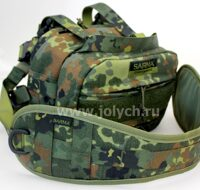 Torba-Mini Flecktarn